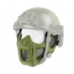 Masque de protection faciale version 9 Olive Drab