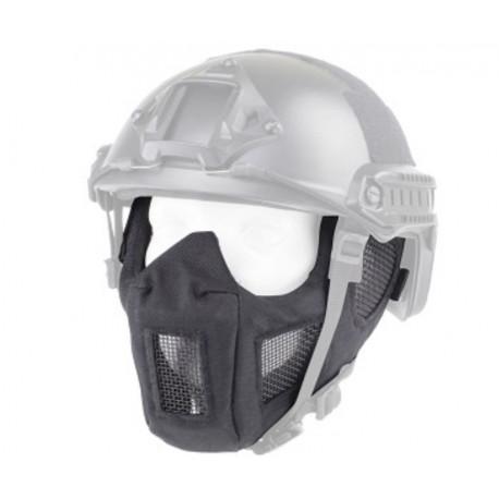 Masque de protection faciale version 9 Noir