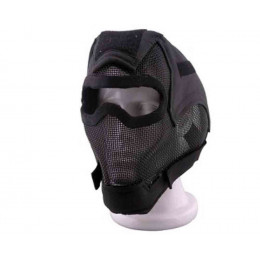 Masque de protection faciale V7 en Noir