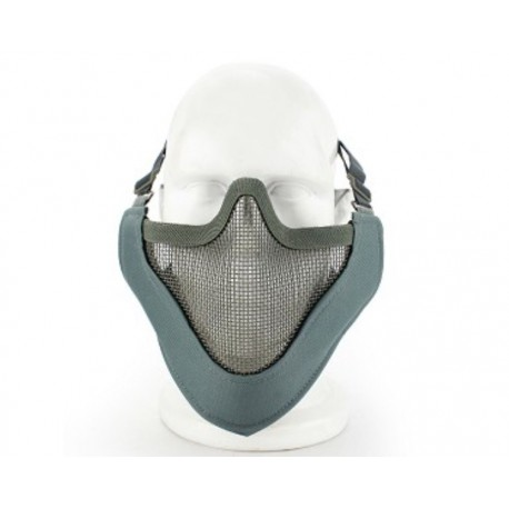Masque de protection faciale V4 en Ranger Green