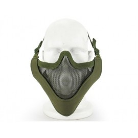 Masque de protection faciale V4 en Olive drab