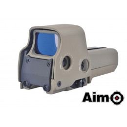 Aimo red dot 558 holosight Dark Earth