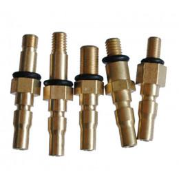 Kit de5 valves pour système FPG impact arms