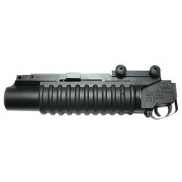 King arms Lance grenade M203 QD short Noir