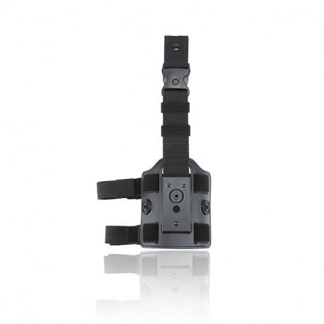 Plaque de cuisse tactique pour holster rotatif Cytac