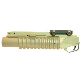 Lance grenade M203 picatiny short Tan