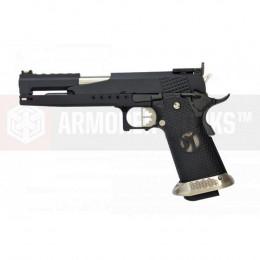 AW GBB HX2202 Black/Silver split slide