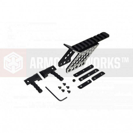 AW Kit scope mount + cocking handle
