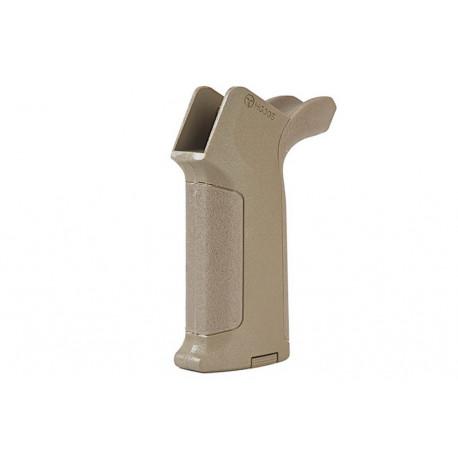 Pistol grip Amoeba type 1 en dark earth
