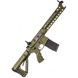 Assault rifle M4 GC16 predator Hunter Green + Mosfet AEG