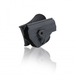 Holster polymer paddle droitier pour H&K USP et USP compact