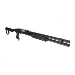 Shotgun CM352LMN canon long avec crosse pliable 3 billes