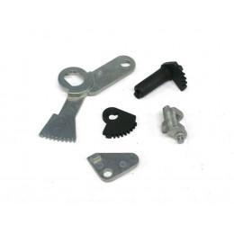 Pack complet de pièces du fonctionnement du sélecteur / sécurité de tir et de la détente pour AK