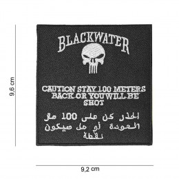 Patch Blackwater 100 mtr avec velcro