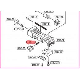 Ressort de sélecteur pour Glock 18C Tokyo Marui