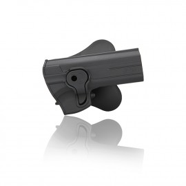 Holster polymer paddle droitier pour CZ 75 SP-01 Shadow