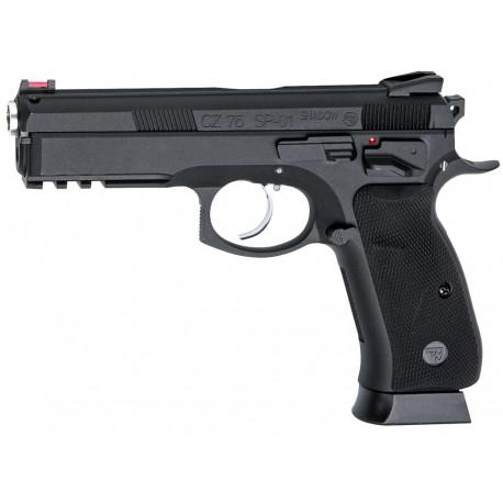 CZ SP-01 Shadow GBB noir