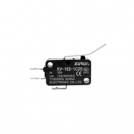 Contacteur electrique switch 20A pour M249, Tavor, Masada, G36 ARES