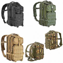 Backpack Defcon5 molle with compartment hydro in different colors