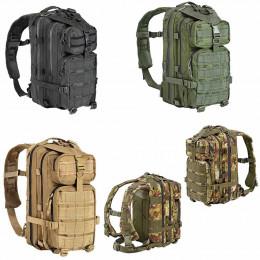 Sac à dos tactical Defcon5 avec hydration compatible en divers couleurs