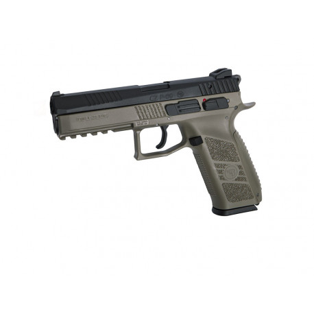 ASG CZ P-09 Biton GBB + valise