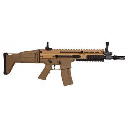 FN Scar-L CQC Mk16 AEG Dark earth