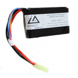 Batterie Lipo 11,1V 1300Mah 20C type stick
