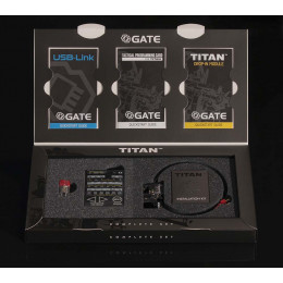 Titan Mosfet programmable SET COMPLET