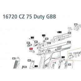 Maintien de chargeur CZ75 P-07 Duty GBB