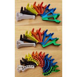Détente de tir CNC AK en divers modèles et couleurs