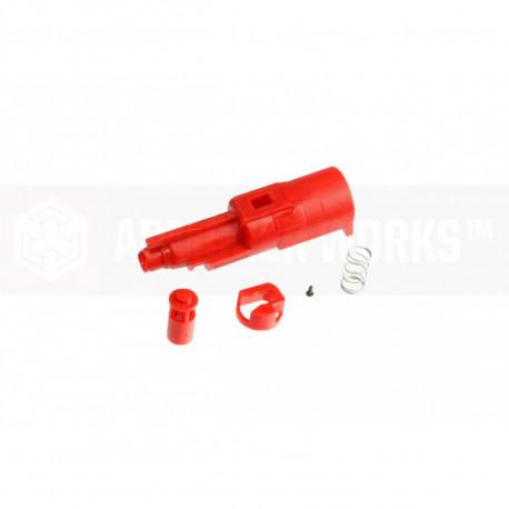 Loading muzzle renforcé pour VX série et Glock WE