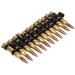 Fausses cartouches pour M249 12pcs