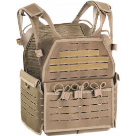 Defcon 5 plate carrier laser cut Tan