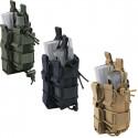 Defcon 5 poche double mixte type TACO LAB TAC en divers couleurs