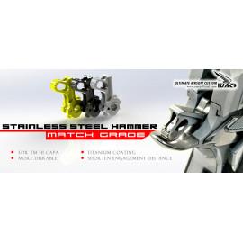 Match Grade Stainless Steel hammer type B pour Hi-capa en différentes couleurs