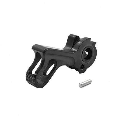 Match Grade Stainless Steel hammer type B black