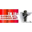 Set de pièce percuteur en acier pour TM Glock G18C