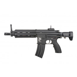 Assault rifle type 416C AEG black