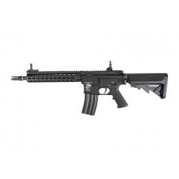 "Assault rifle M4 SR16-E3 URX4 10"" AEG black ECEC System"