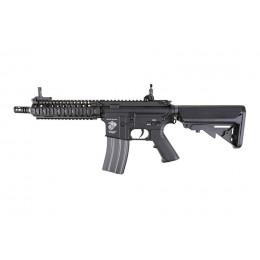 """Réplique d'assaut M4 MK18 MOD1 7"""" AEG Noir ECEC Système"""