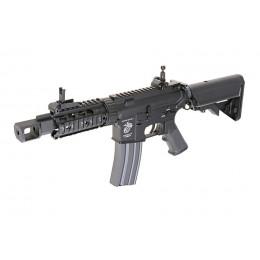 Assault rifle M4 RIS Tanker AEG black ECEC System