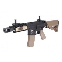 Assault rifle M4 RIS Tanker AEG Bi-color ECEC System
