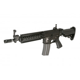 "Assault rifle M4 MK18 VLTOR 7"" AEG black ECEC System"