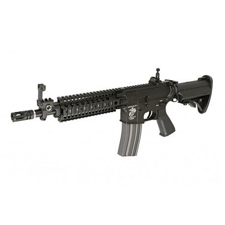 "Assault rifle M4 MK18 VLTOR 7"" AEG black ECEC System"