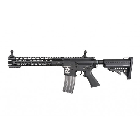 "Assault rifle M4 MUR MOTS 12,5"" AEG black ECEC System"