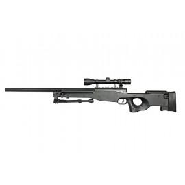 Sniper L96 EC501D avec Bipied et lunette noir