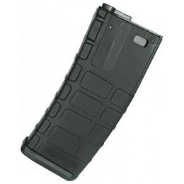 M4/M16 polymer magazine Hicap 350 bbs type magpul Black