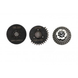 Super shooter gears 100:300 CNC Low Noise High Torque Set