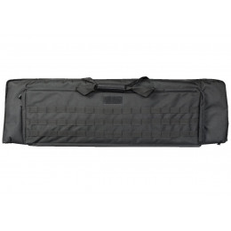 Housse de transport tactical 130cm MOLLE Noir