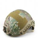 Impact ballistic helmet Multicam